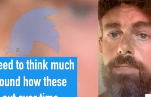 Procurio ZASTRAŠUJUĆI SNIMAK: Direktor Tvitera sprema nešto mnogo veće od cenzure Trampa (VIDEO)