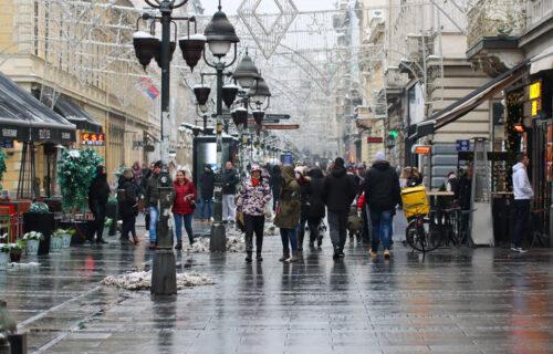 Sledi nam TEMPERATURNI ŠOK! Sneg se topi u Srbiji, a u nedelju nam dolazi totalni OBRT