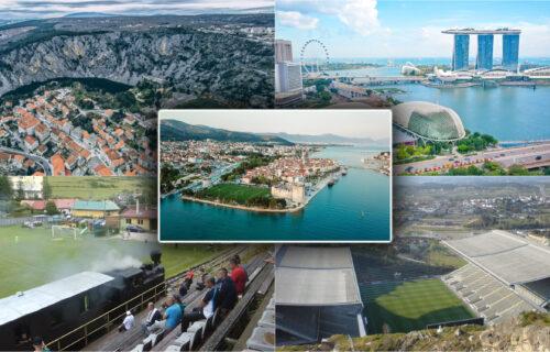 Ovo su najčudniji stadioni na svetu: Čak dva se nalaze na teritoriji bivše Jugoslavije! (VIDEO)