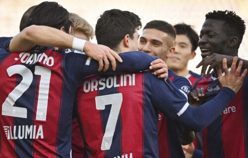 Bolonja konačno zabeležila pobedu: Mihina ekipa upisala tri boda nakon više od mesec dana