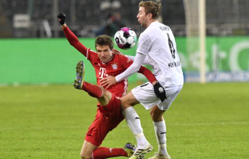 Preokretom do pobede protiv velikog šampiona: Borusija neočekivano Bajernu nanela drugi poraz u sezoni
