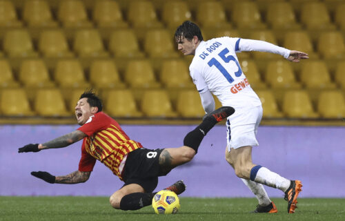 Benevento poklekao u završnici: Atalanta slomila otpor domaćina na samom kraju