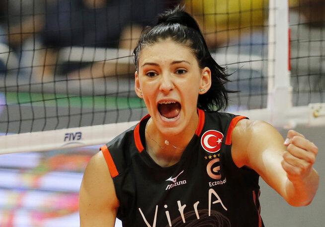 Produžila saradnju: Tijana Bošković ostaje lider ekipe još dve sezone (FOTO)