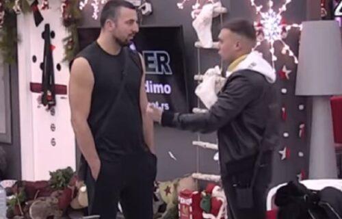 NEKADAŠNJI najbolji prijatelji Tomović i Karić našli se oči u oči: OTVORENO govorili svemu (VIDEO)