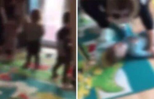 """Nakon SKANDALOZNOG SNIMKA zlostavljanja iz vrtića javio se OTAC deteta: """"Zakleo bih se u tu vaspitačicu"""""""