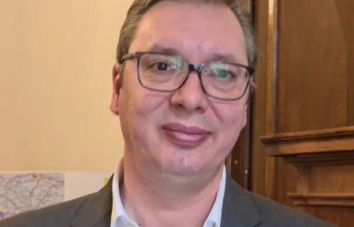 Predsednik se obratio građanima Srbije: Sve za zdravlje i život, veoma sam PONOSAN! (VIDEO)