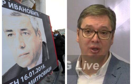 Vučić o ubistvu Olivera Ivanovića: Naše službe mesecima imaju sliku o tome ko je umešan i šta su motivi