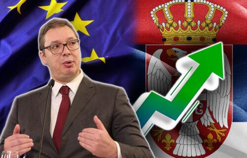 POHVALA svetskih bankara: Srbija jedna od retkih zemalja koje će se ekonomski POTPUNO oporaviti od korone