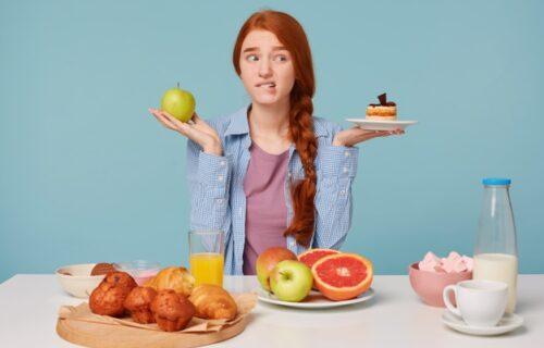 Savet NUTRICIONISTE: Ne započinjite dijetu tokom PRAZNIKA
