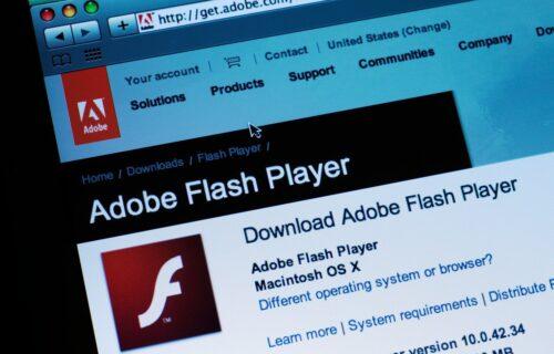 Flash Player je mrtav, zvanično!