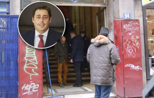 Ko je advokat Marko Vujošević, META današnje pucnjave u Resavskoj? Ovo nije prvi napad na njega (FOTO)
