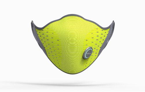 Maska AirPop ima aplikaciju i upozorava na zagađenje (VIDEO)