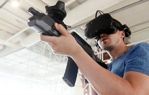 """Pretvaraju ulicu u """"bojno polje"""": Ovako će izgledati AR pucačine (VIDEO)"""