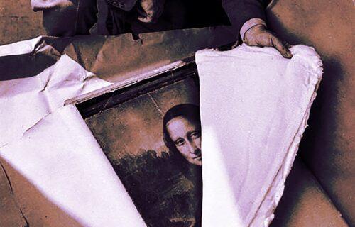 Rasvetljena krađa vredne slike: Ukrao je delo iz crkve, a rekao da ga je našao na pijaci
