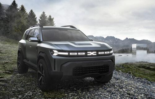 Bigster koncept: Dacia kakvu nismo očekivali (VIDEO)