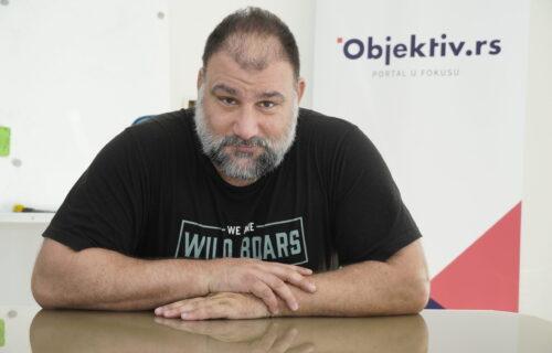 OBJEKTIV INTERVJU - Dejan Savić, 2. deo: Sa Tuckom sam popio hektolitre piva, kafana spaja ljude!