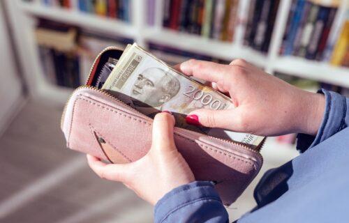 Prosečna plata u Srbiji porasla na 66.000 dinara: U decembru skok za 9,2 odsto