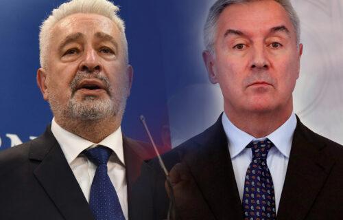 """Đukanović UDARIO na Krivokapića: """"Funkcija ti sve više IZMIČE iz ruku!"""""""