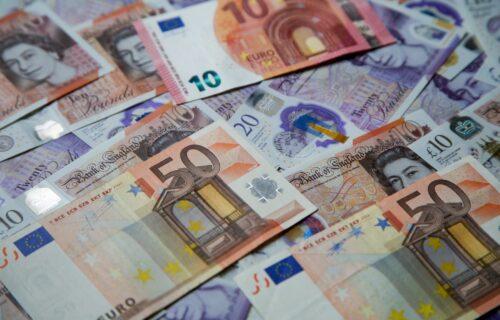 NBS objavila kurs: Evo koliko danas košta jedan EVRO