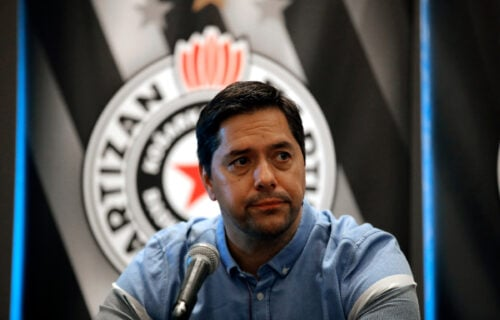 Zvanično: Filipovski dobio otkaz, poznat njegov naslednik na klupi Partizana!