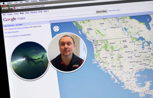 Kosti na dnu jezera: Uz pomoć Google Maps rešena misterija duga 20 godina (VIDEO)