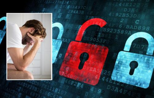 Hakeri mu zaključali MUŠKOST i tražili otkup: Morao je da uzme stvar u svoje ruke