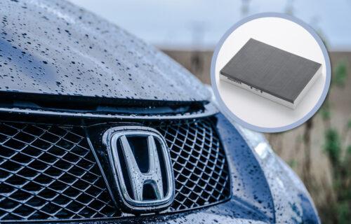 Ubica virusa: Honda predstavila Kurumask filter