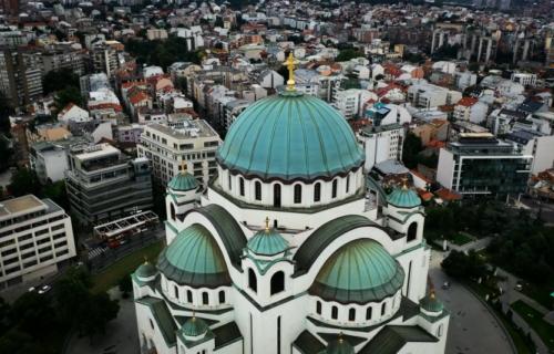 Svetosavski koncert dečjeg hora: Nastupaće u praznom Hramu Svetog Save
