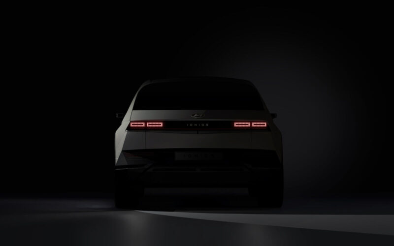 Električna revolucija: Ovo je novi Hyundai IONIQ 5 (FOTO+VIDEO)
