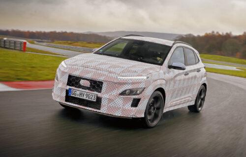Dobrodošao u porodicu: Hyundai crossover Kona N (VIDEO)