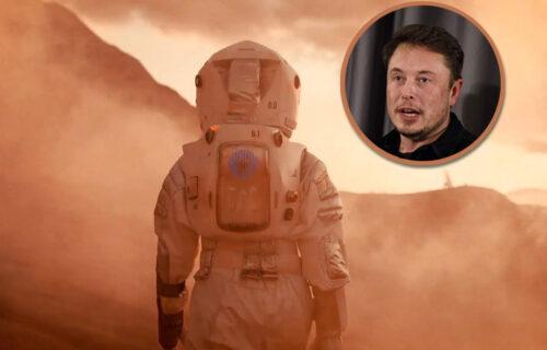Pola Zemlji, pola Marsu daje: Ilon Mask otkrio šta će s bogatstvom (VIDEO)