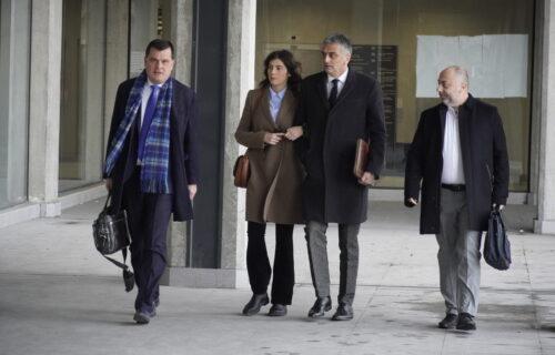 Otac glumice otkrio zašto je napustio sudnicu: Oglasio se poznati beogradski advokat i tata Ive Ilinčić