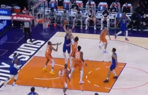 Košarkaški doktor asistencija: Novo čudo Jokića i potez o kojem priča cela NBA liga! (VIDEO)