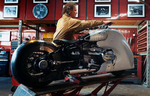 "Najveći ""bubrezi"" na tržištu: Neo-retro dizajn BMW R18 (VIDEO)"