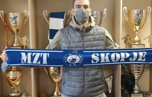 Iz Zvezde u Makedoniju: Sin čuvenog košarkaša napustio Mali Kalemegdan!