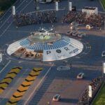 Leteći automobili dobijaju PRVU luku: Budućnost počinje u novembru!