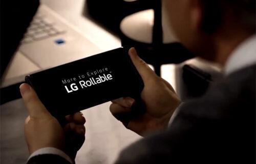 """""""Roletna"""" telefon je stvaran! Pogledajte nov LG uređaj u akciji (VIDEO)"""