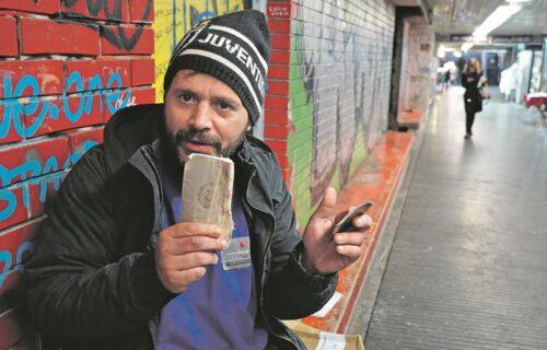 Radio sam ružne stvari, SRAMOTA me i da pričam: Nekada ŽESTOKI MOMAK završio kao beskućnik i živi u paklu