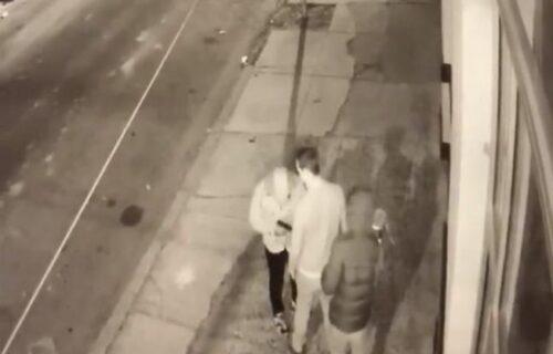 UZNEMIRUJUĆE! Milan Lončar (25) BRUTALNO ubijen na ulici: Kamera snimila kako mu PUCAJU u grudi (VIDEO)