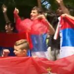 Srbi glavna vest u Australiji:Navijači otkrili kako su naterali Novaka da zaigra užičko kolo (VIDEO)