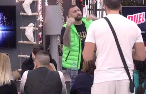 Tomović OTKRIO AFERU repera i Tare Simov: Lepo ti je u njenom zagrljaju dok ti žena kući plače (VIDEO)