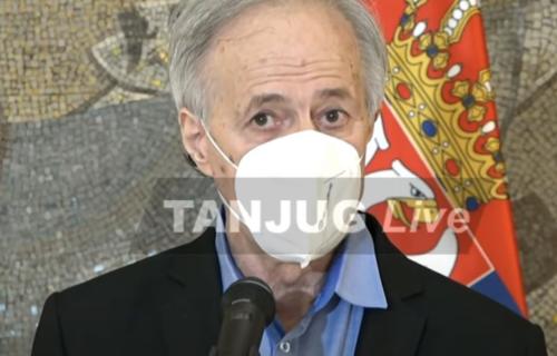 Doktor Pelemiš u javnosti posle duže vremena: Otkrio sve o NOVOM SOJU virusa koji se pojavio u Srbiji