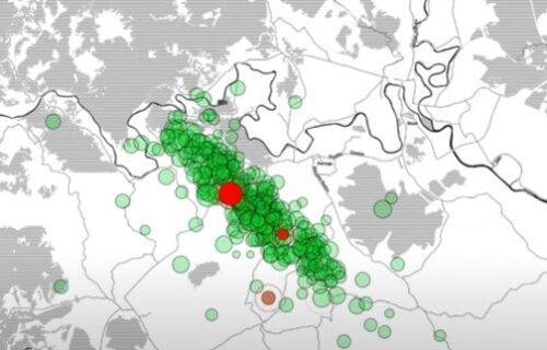 Novi zemljotres pogodio područje oko Karlovca: Hrvatska ne prestaje da se trese