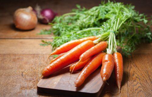 Gde ima više karotena i vitamina, u svežoj ili kuvanoj šargarepi, i koju je bolje jesti?