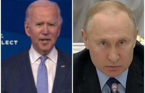 Bajden povukao prvi potez: Pozvao je Putina i ponudio mu NOVI SPORAZUM