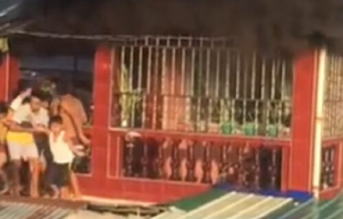 Heroj nedelje: Video da gori kuća, pa spasao celu komšijinu porodicu od požara (VIDEO)