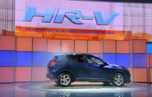 JAPANSKI HIBRID: Nova Honda HR-V debituje 18. februara (VIDEO)