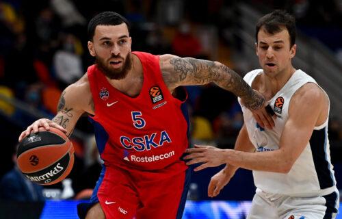 Nova kazna za Amerikanca, Itudis ne prašta: CSKA iz Moskve suspendovao Džejmsa!