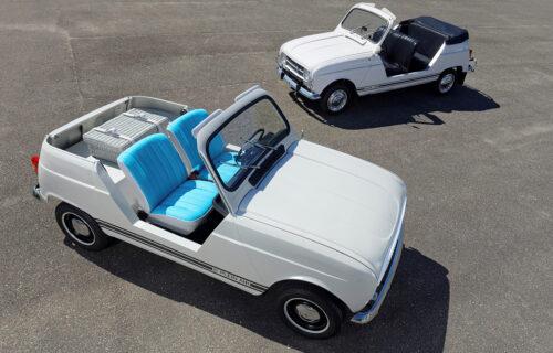 ŽIVELA LEGENDA: Ikona Renaulta dobija nov izgled i baterije? (VIDEO)