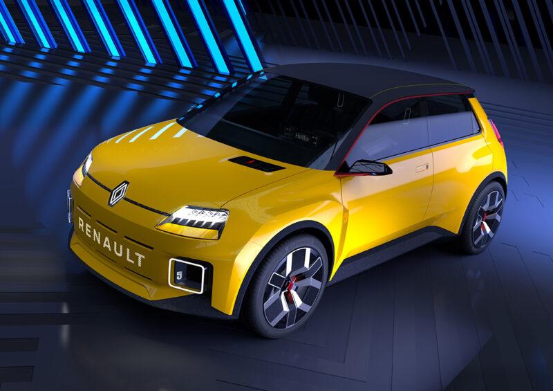 Električni šmeker: Renault oživljava ikonu osamdesetih (VIDEO)